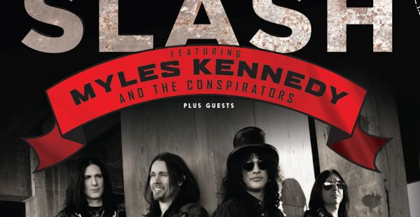 Slash / California Breed / Twenty Two Hundred