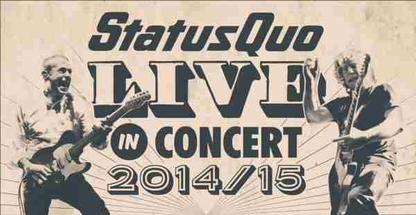 Status Quo / Chas & Dave – SSE Hydro, Glasgow