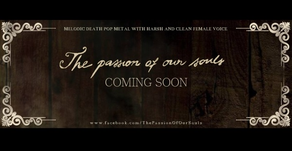 The Passion Of Our Souls release EP teaser