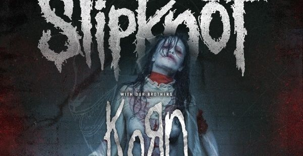 Slipknot / Korn / King 810 – Glasgow Hydro