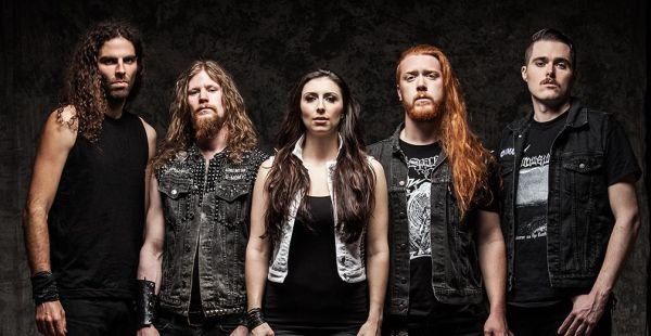 Unleash the Archers sign to Napalm