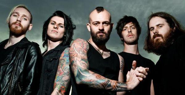 Heaven Asunder band