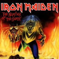 Iron Maiden - The Number of the Beast (single)