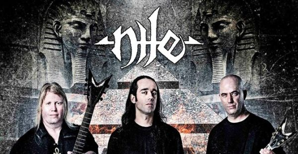 Nile – four classic albums to get vinyl re-issue