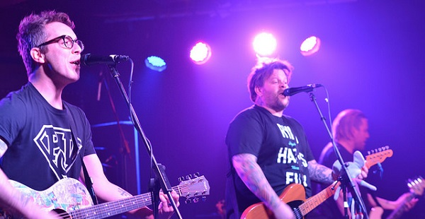 People on Vacation/Lacey/Danny Gruff – Cathouse, Glasgow (25th Feb 2015)