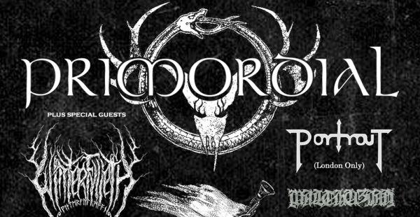 Primordial + Winterfylleth – Audio, Glasgow (5th Feb 2015)