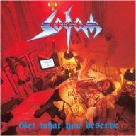 Sodom - Get What You Deserve album cover 192