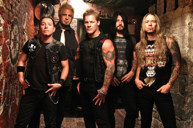 Fozzy/The Dirty Youth/Malrun – The Garage, Glasgow (10th March 2015)
