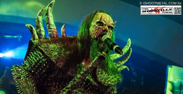Lordi / Dirty Passion / Hollywood Groupies – The Classic Grand, Glasgow (27th March 2015)