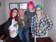 Lounge Kittens Interview Glasgow 2015