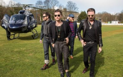 Rival Sons Yorkshire 2015
