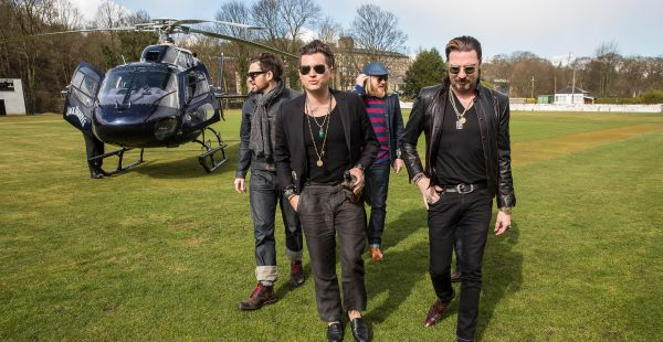 Rival Sons rock Yorkshire