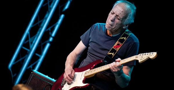 Robin Trower to play only UK show on Feb 27th
