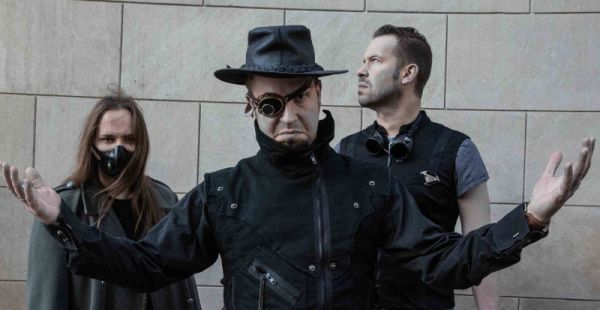 Spectral Darkwave release new album… stream it now!