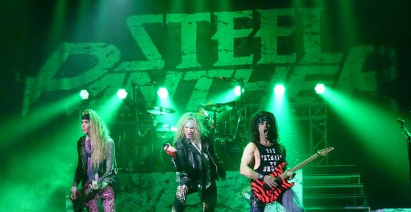 "Steel Panther – Shepherd's Bush to hear ""Feel The Steel"" in full"