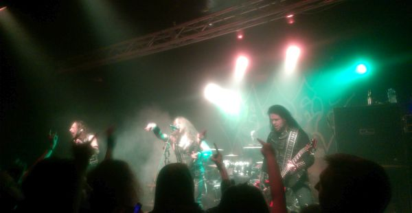 Vader/Hate/Shredhead – Audio, Glasgow (19th March 2015)
