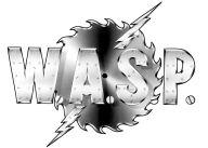 W.A.S.P. WASP logo 192
