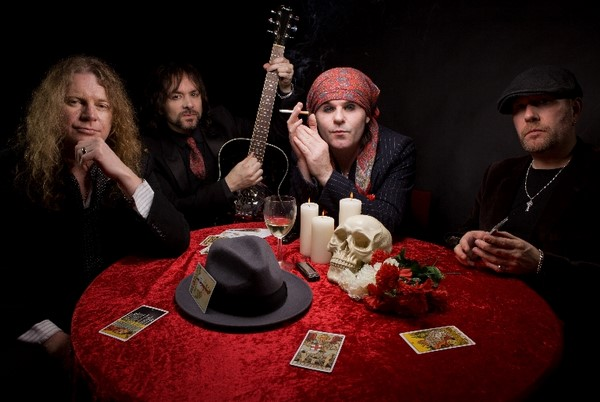 Review: The Quireboys – St Cecilia and the Gypsy Soul