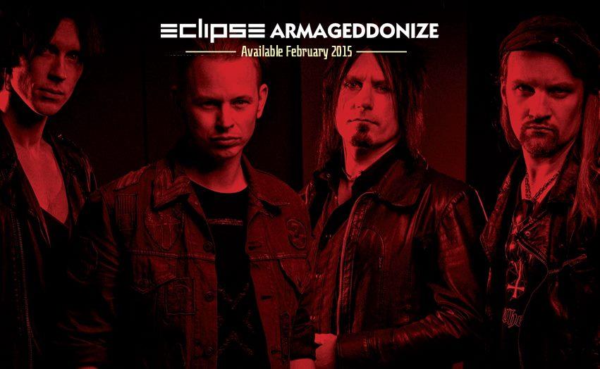 Interview: Erik Mårtensson, Magnus Henriksson and Robban Bäck from Eclipse
