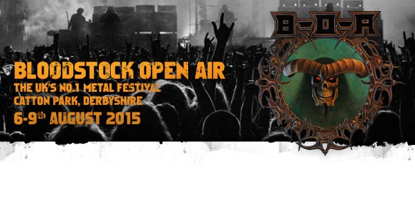 Bloodstock 2015 review: Thursday
