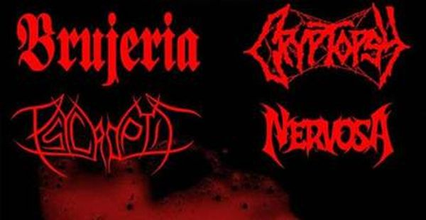 Brujeria announce London date