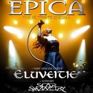 Epica Eluveitie Scar Symmetry UK 2015