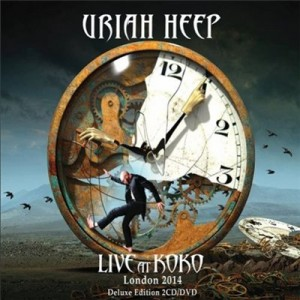 Live At Koko CD cover