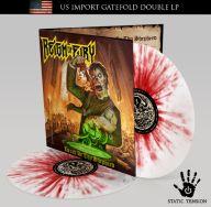 Reign of Fury - Death Be Thy Shepherd US vinyl