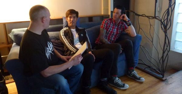 Interview: Vince & Brian Klemm of Suburban Legends