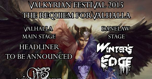 Heonia and Dakesis confirmed for Valkfest