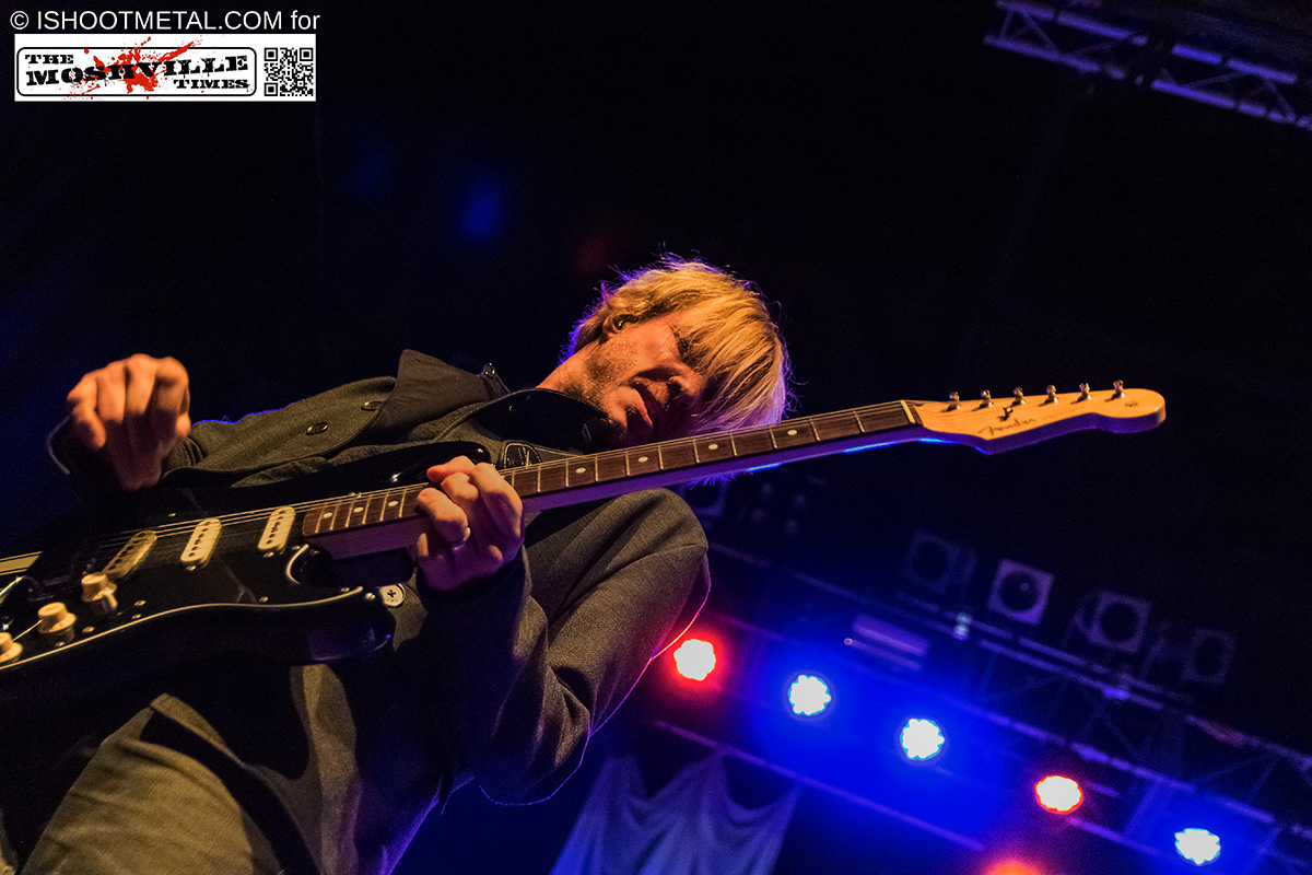 Kenny Wayne Shepherd / Ben Poole band – O2 ABC, Glasgow (12.04.15)