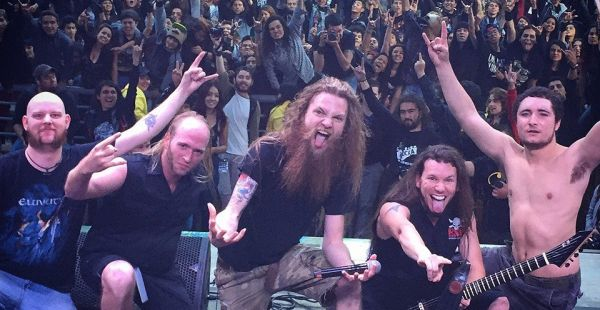 Battlecross announce new album / stream new song