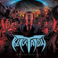 Black Talon - Endless Realities cover 192