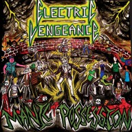Electric Vengeance - Manic Possession