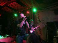Flotsam and Jetsam (Eric and Steve) live Glasgow 2015 192
