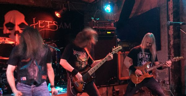 Flotsam and Jetsam/Bliksem/Black Talon/Circle of Tyrants – Stereo, Glasgow (20th May 2015)