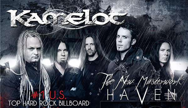 Interview: Thomas Youngblood of Kamelot