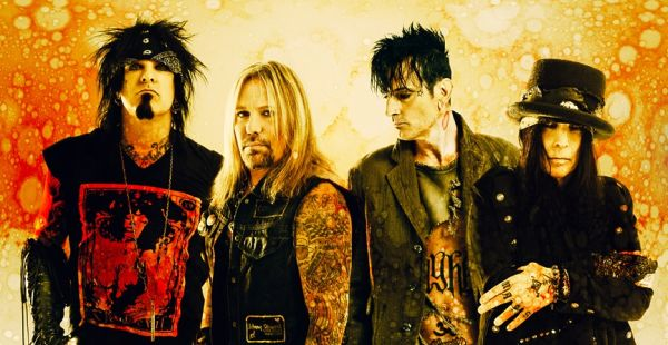 "Mötley Crüe release ""Girls, Girls, Girls"" video from ""The End"""