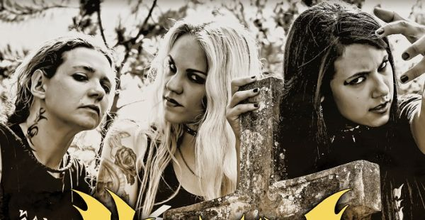 Nervosa announce UK tour