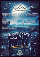Nightwish Tour 2015