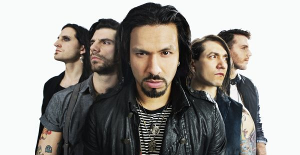 Review: Pop Evil – UP