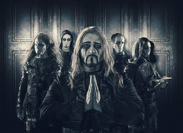 Powerwolf to release live DVD this summer