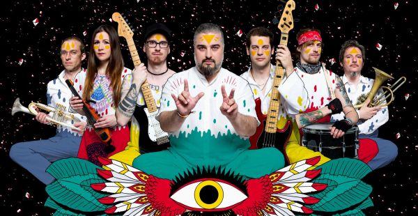 Review: Russkaja – Peace, Love & Russian Roll