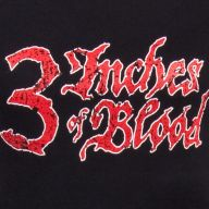 3 Inches of Blood logo