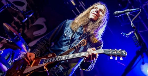 Review: Blackberry Smoke / The Holy Ghosts – The Liquid Rooms, Edinburgh (12th June 2015)