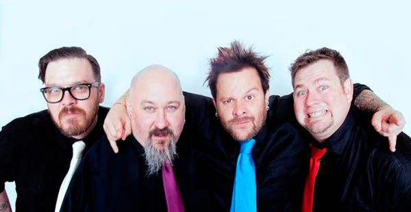 WIN!!! Bowling For Soup VIP tickets (including gig) for Edinburgh