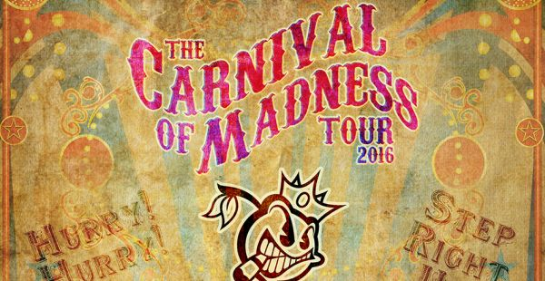 Carnival of Chaos (Black Stone Cherry et al) – ticket release details