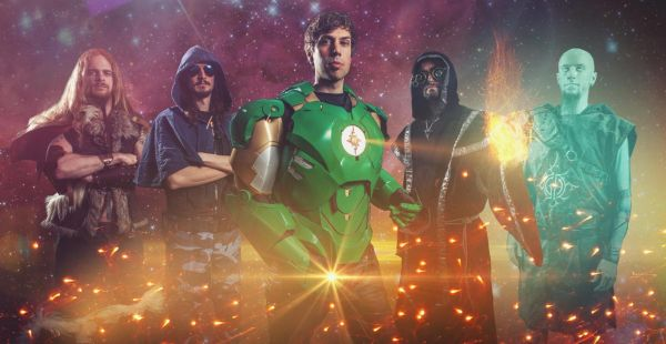 Bloodstock 2016 interview (courtesy of PlanetMosh): Gloryhammer