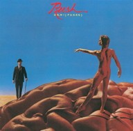 Cover of Rush - Hemispheres