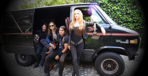Huntress – album out and new video released